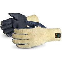 Superior Glove Cool Grip Heat-Resistant String-Knit L Blue Ref SUSKSCTBL