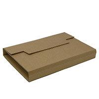 Rigid Corrugated Postal Wrapper Medium 290x230x50mm Manilla Ref RBL10536 Pack of 25