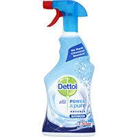 Dettol Power & Pure Bathroom Cleaner Spray 750ml Ref RB788783