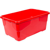 Strata Curve Box 42 Litre Red Ref XW202B-RED