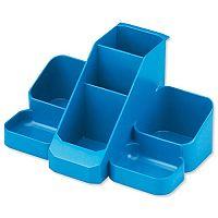 Blue Desk Tidy 7 Compartments W164xD116xH85mm Avery Basics