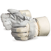 Superior Glove Endura Prem Cut-Resist Fitter Full Kevlar L Grey SU69BSKFFLL