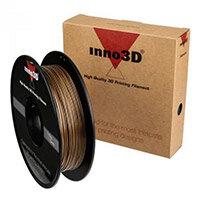 Inno3D PLA Filament for 3D Printer Gold