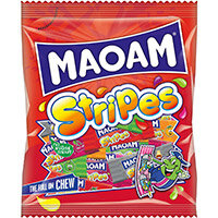 Haribo Maoam Stripes 140g Ref 580730