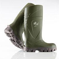 Bekina Steplite XCI Full Safety Wellington Boots Size 12 Green Ref BNXC900-917312