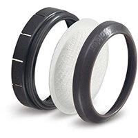 Moldex 8090 Pre-Filter Holder Pair Ref M8090 Pack of 5