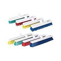 Robert Scott & Sons Abbey Hygiene Broom Head Soft Washable 12in Green Ref WLMEGN10L