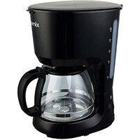 IGENIX Filter Coffee Maker 1.25 Litre Black Ref IG8127