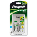 Energizer Maxi Battery Charger with 4x AA Batteries