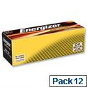 Energizer Industrial Size C Batteries Long Life 1.5V C (12 Pack)