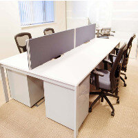 1E Office Desking Project By Huntoffice Interiors