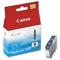 Canon CLI-8 C ( 0621B001 ) Cyan Ink Cartridge Original - for PIXMA iP3500, iP4500, iP5300, MP510, MP520, MP610, MP960, MP970, MX700, MX850, Pro9000