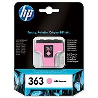 HP 363 Light Magenta Inkjet Cartridge C8775EE-ABB