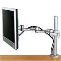 "LCD Desktop 2 Way Monitor Arm 22"""