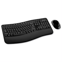 Microsoft 5000 Wireless Comfort Keyboard and Mouse Set