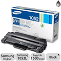Samsung 1052S Black Laser Toner Cartridge MLT-D1052S