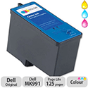 Dell MK995 Photo Colour Ink Cartridge Series 9 MW169 592-10210