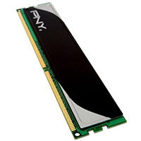 PNY - DDR3 - 2 GB - DIMM 240-pin - 1333 MHz / PC3-10660 - unbuffered - non-ECC