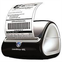Dymo Labelwriter 4XL Label Machine - Label printer - thermal paper - Roll (11.5 cm) - 300 dpi - up to 53 labels/min - USB