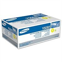 Samsung CLT-Y5082S Yellow Toner Cartridge