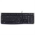 Logitech K120 Keyboard Wired USB Low-Profile Keys 920-002524