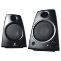 Logitech Z130 Multimedia Speakers Headphone Jack 3.5mm Plug 5 Watt 980-000419