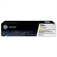 HP 126A Yellow Laser Toner CE312A