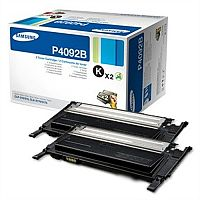 Samsung P4092B Black Toner (Value Twin Pack)