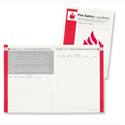 Fire Safety Log Book A4 Guardian
