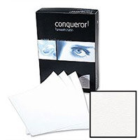 Conqueror Wove Smooth Texture High White Premium Paper A4 100gsm 500 Sheets