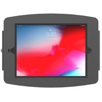 Compulocks Space - iPad Mini Wall Mount Enclosure - Black - Tablet Wall Mount Enclosure - Aluminium - black - for Apple iPad mini 1; 2; 3; 4