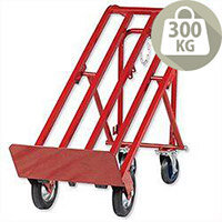 3 Position Steel Hand Truck Capacity 300kg 3PT