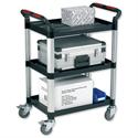 3 Shelf Heavy Duty Trolley Capacity 150kg WHTT3SS