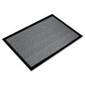 Indoor Entrance Mat Hard-wearing 800x1200mm Blue Doortex Valuemat