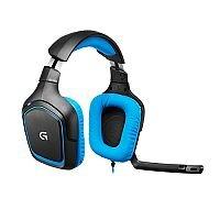Logitech G430 Surround Sound Gaming Headset Blue