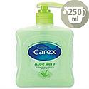 Carex Aloe Vera Liquid Soap Hand Wash 250ml 339865