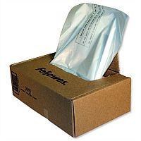 Fellowes Shredder Bags 165 Litre Pack 50