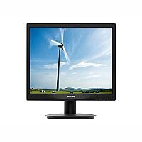 """Philips S-line 17S4LSB 17"""" LED-backlit LCD Computer Monitor"""