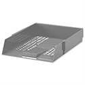 Grey Letter Tray Foolscap 5 Star