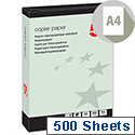 5 Star A4 80gsm Green Multifunctional Paper Ream of 500 Sheets