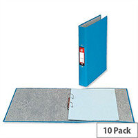A4 Blue Ring Binders 2 O-Ring Size 25mm Pack 10 5 Star