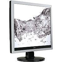 "AOC E719SDA 17"" LED Silver/Black Computer Monitor"