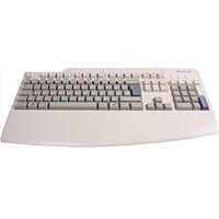 Lenovo Preferred Pro USB Keyboard White UK English