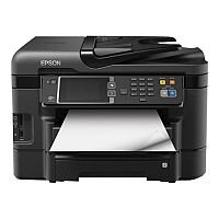 Epson WorkForce WF-3640DTWF Business Colour Inkjet Wireless Multifunction All in One Printer