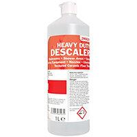 2Work Heavy Duty Descaler and Toilet Cleaner 1 Litre (Pk 12)