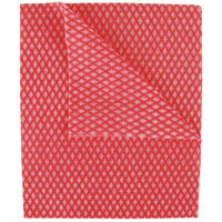 2Work Economy Cloths Red 42X35CM Pack of 50 CCRC42BDI
