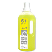 Dose It S1 Odourless Sanitiser 1 Litre Pack 8