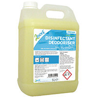2Work Bactericidal Lemon Cleaner 5 Litre 2W85444