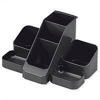 Black Desk Tidy 7 Compartments W164xD116xH85mm Avery Basics