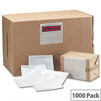 Tenzalope A5 Packing List Envelopes Plain 225 x 168mm A51 Pack 1000